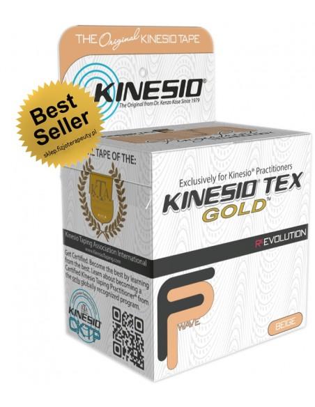 Plastry Kinesio -  Plastry do kinesiotapingu Tex Gold Finger Print 5 cm x 5 m