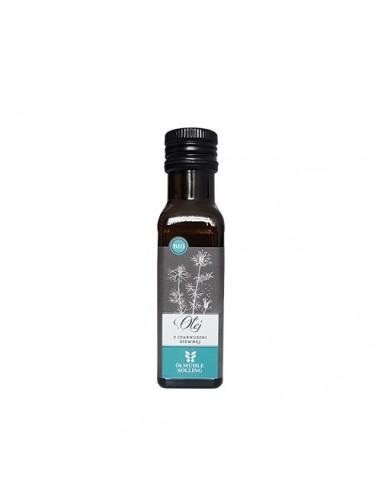 Olej z czarnuszki siewnej