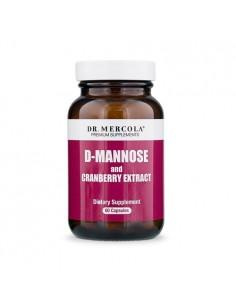 D-mannoza + żurawina