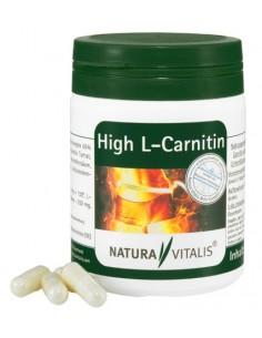 High l-karnityna - tabletki