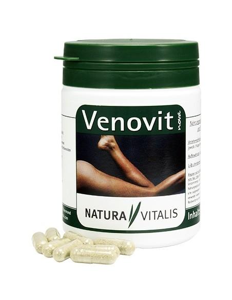Venovit - tabletki na zgrabne nogi