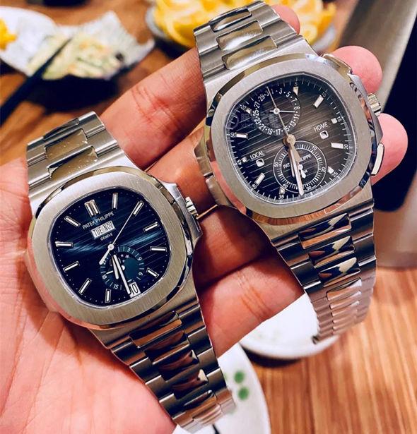 Patek Philippe Nautilus replica watches, 5726/1A, 5712/1A